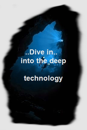 ..Dive in..  